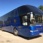 Аренда автобуса Neoplan 55 мест